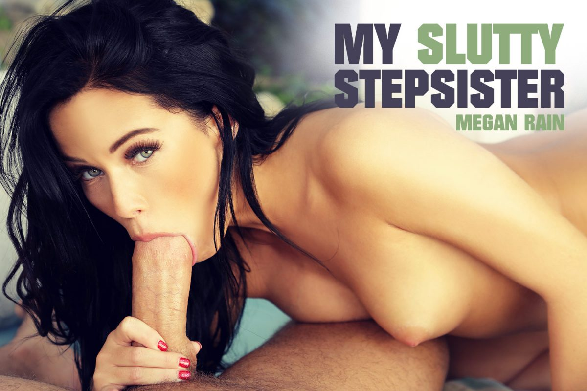 Badoink Vr Megan Rain in My Slutty Stepsister