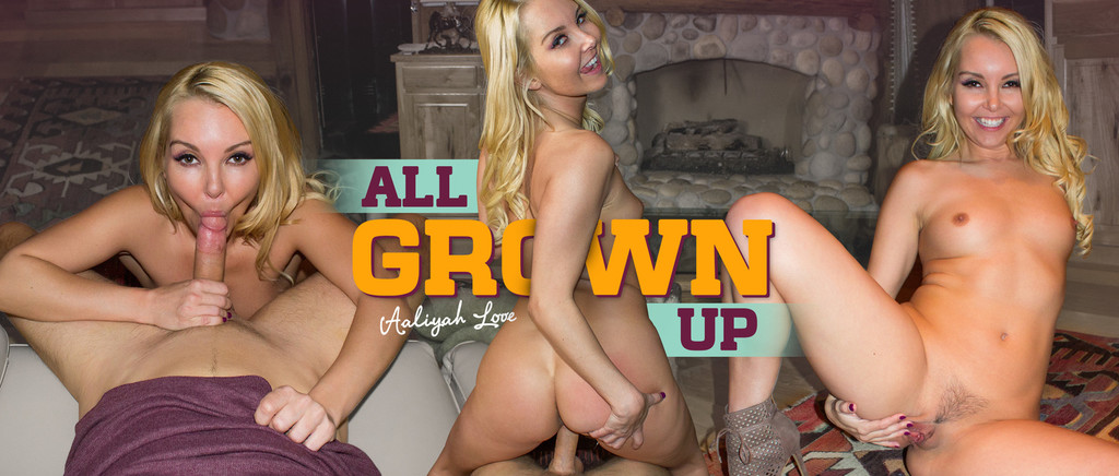 Milf Vr Aaliyah Love in All Grown Up