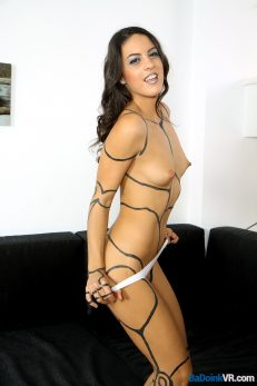 Badoinkvr naty mellow and carolina abril are your sex bots - 2 part 5