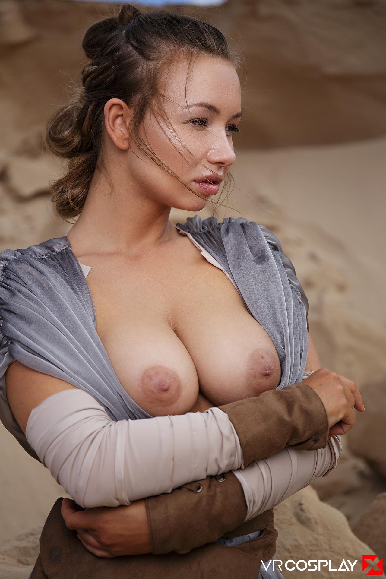 Star Wars A Porn Parody